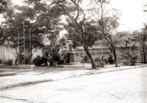 Praça Padre Cícero Romão Batista em Passo de Camaragibe