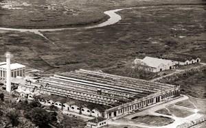 Companhia de Fiação e Tecidos São Miguel, em São Miguel dos Campos