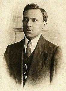 Antônio Damasceno Ribeiro (Acervo de Roberto Menezes de Moraes)