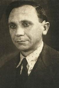 Emílio Damasceno Ribeiro (Acervo de Roberto Menezes de Moraes)