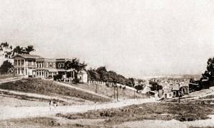 Cabeça da Ladeira do Brito em meados do século XX