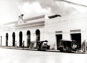 Mercado público Porto Calvo
