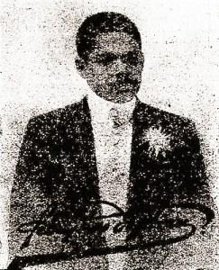 Poeta Sebastião de Abreu