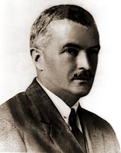 Edward Guy Paton, fundador do Jaraguá Tênis Clube