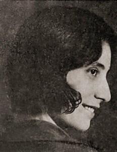 Helena Taveiros. Foto: O Malho, Ano XXVIII, nº 1.388, RJ, 20 de abril de 1929, p. 35