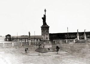 Ponte de Embarque em Jaraguá