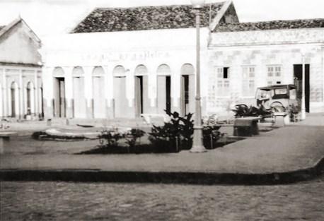Praça Dr. Campelo de Almeida em Anadia