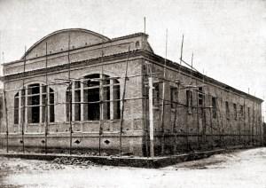 Construção da Escola Torquato Cabral em 1919