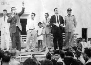 Nilton Oliveira com o governador Luiz Cavalcante