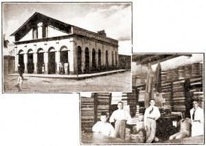 Loja Numa Pompilio & Irmão em Murici dos anos 20