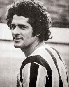 Marivaldo Paranhos Prado, zagueiro do CSA e um dos maiores ídolos do clube
