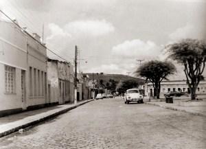 Praça e Rua Horácio Gomes de Melo em Capela