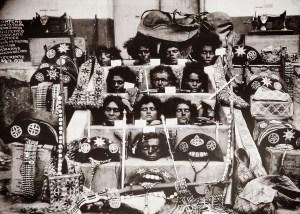 As cabeças dos cangaceiros foram expostas em vários municípios alagoanos