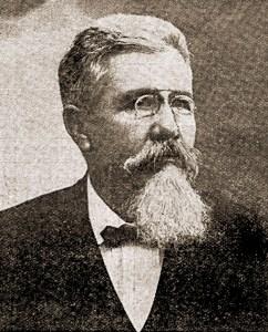 Francisco Domingues da Silva, professor, jornalista, abolicionista, irmão de Misael. Foto: O Malho, Ano VII, nº 338, 6 de março de 1909
