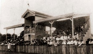 Arquibancada do CRB em 1928
