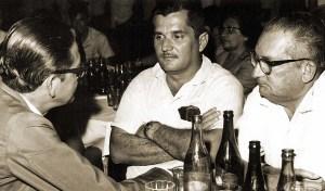 Lamenha Filho e Teotônio Vilela queriam disputar uma vaga para o Senado em 1974