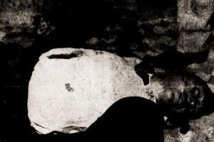 O assassinato do deputado Moacir Peixoto foi testemunhado por Cláudio Alencar em 1961