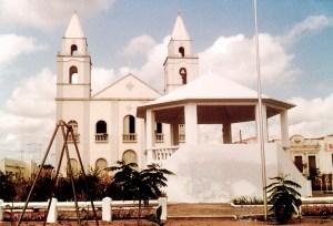 Igreja Matriz São Francisco de Borja