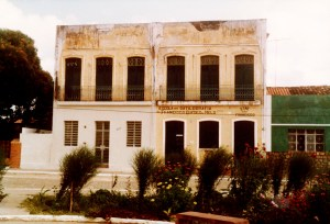 Prefeitura Municipal, Escola de Datilografia Dr. Francisco Guedes de Melo e Cine São Francisco em Piaçabuçu