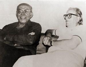Alberto Passos Guimarães e Valdemar Cavalcanti, fundadores em 1931 da revista Novidade