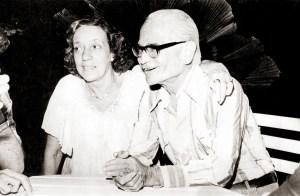 Anilda Leão e Carlos Moliterno