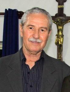 Ernane Santana, autor de vários livros e um grande contador de causos
