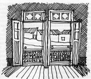 Ilustração de Mário Aloisio para o livro