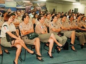 Pioneiras da Polícia Feminina em Alagoas