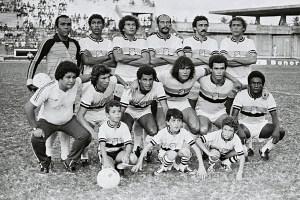 ASA de Arapiraca nos anos 70