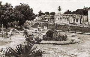 Parque Gonçalves Ledo na década de 1970