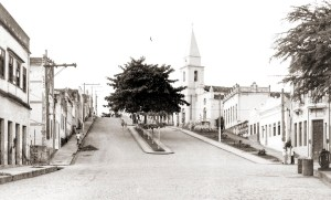 Rua Epaminondas Gracindo, Igreja Matriz de Bom Jesus do Bonfim em Viçosa