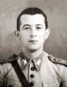 "Tenente Mário Lima, ""O Pacificador"" para os estudantes sublevados do Liceu Alagonao"