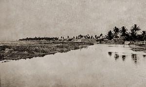 Salgadinho no antigo curso com a Enfermaria Militar do 33º Batalhão de Caçadores, atual CSM