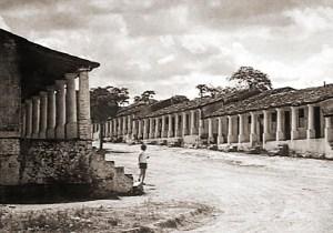 Vila Operária da Pedra. Acervo Museu Delmiro