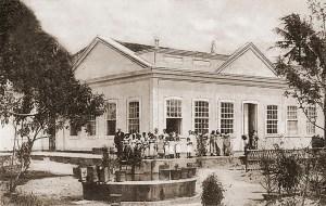 Colégio Bom Conselho em Bebedouro, antigo Asilo das Órfãs Desvalidas