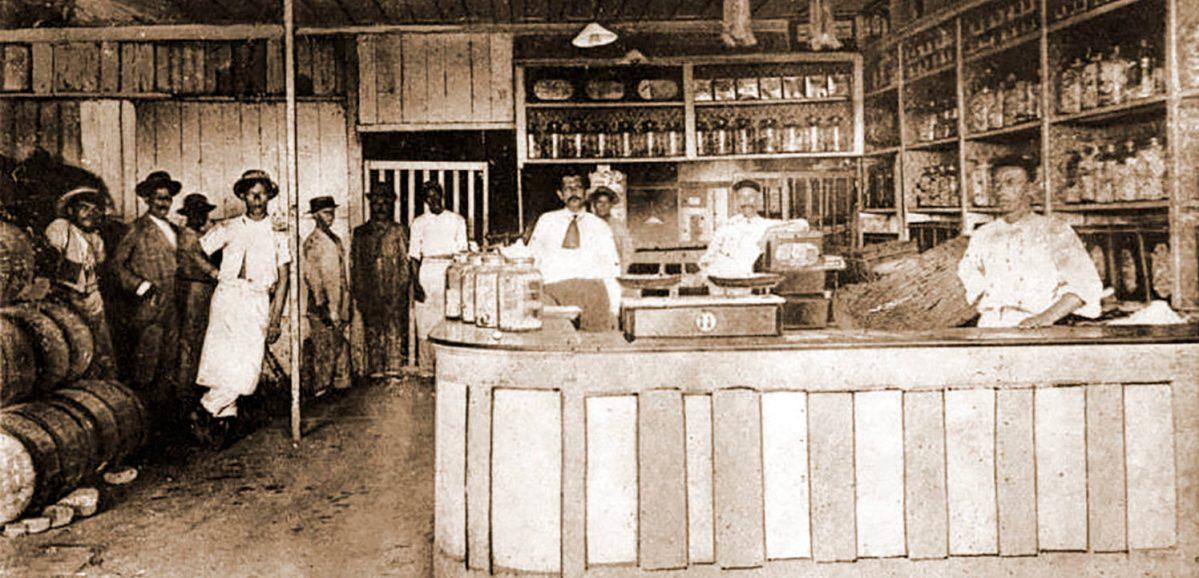 O comércio de Maceió em 1902