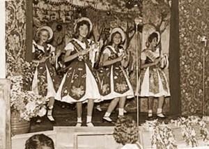 Pastoril dos anos 60 em Maceió