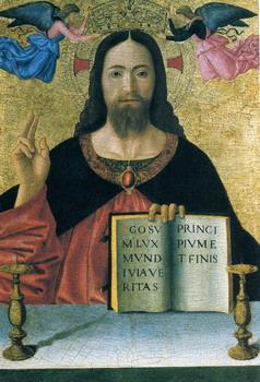 Cristo bendicente de Melozzo