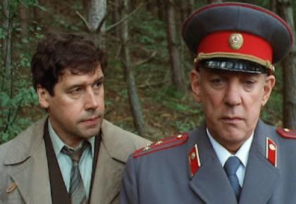 Stephen Rea y Donald Sutherland, protagonistas del telefilm