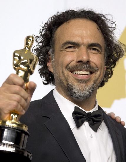 El director mexicano Alejandro González Iñarritu