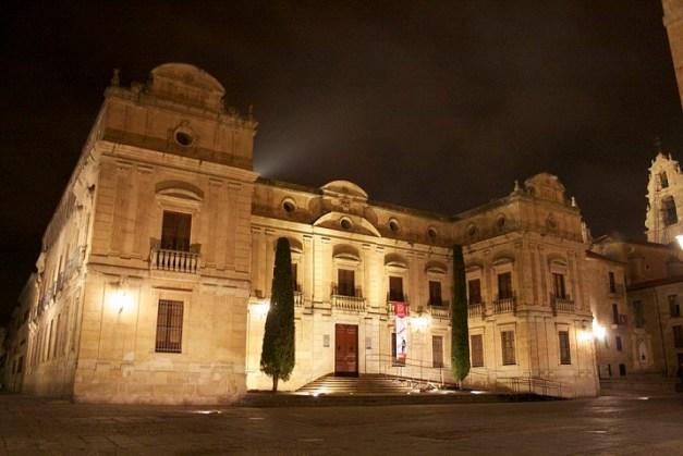 Palacio episcopal de Salamanca, sede del Cuartel General de Franco durante la guerra civil
