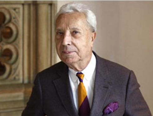 Fotografía actual de Marc Fumaroli, gran investigador de la República de las Letras