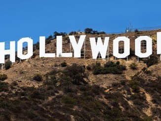 El Hollywood Sign, el famoso cartel gigantesco en una de los montes de Los Ángeles