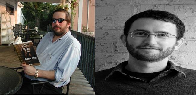 Montaje con las fotos de Michael Patton (izquierda) y Kevin Cannon (derecha)