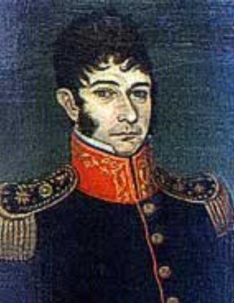 Retrato de Nicolas Rodríguez Peña