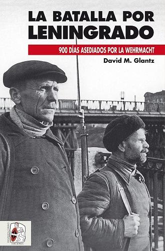 Portada del libro La batalla por Leningrado