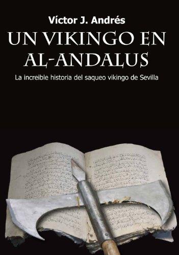 Portada del libro Un vikingo en Al-Andalus
