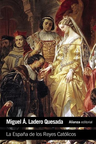 Portada de La España de los Reyes Católicos