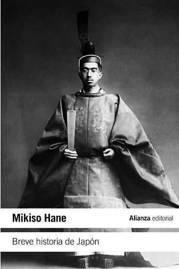 Portada del libro Breve Historia de Japón