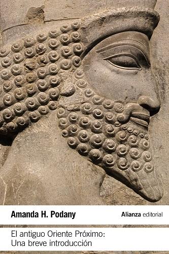 """Portada del libro """"El antiguo Oriente Próximo: una breve introducción"""""""